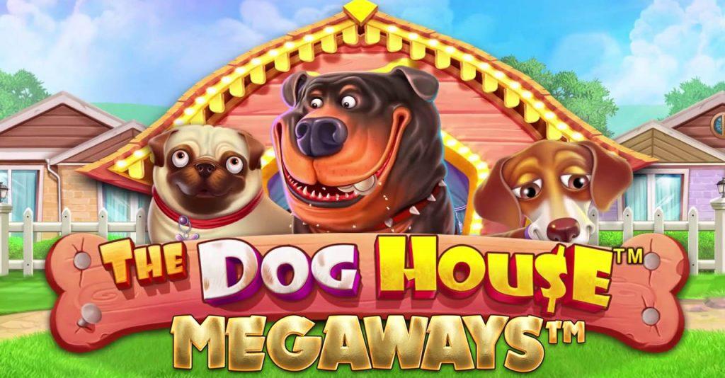 The Dog House Megaways 30.000 forintos téttel (szórakozz egyet) Megjelenés 2020.08. 13