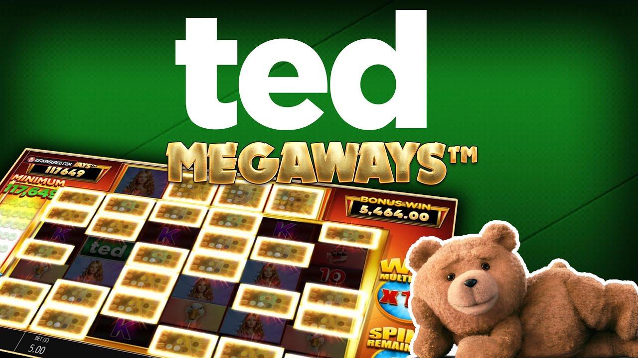 Ted Megaways Slot Machine