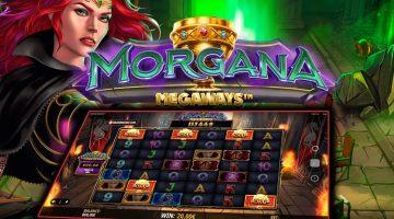 morgana megaways slot