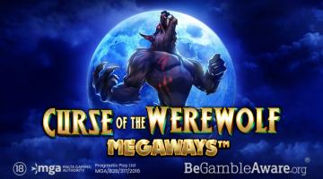 Curse of the Werewolf Megaways Slot