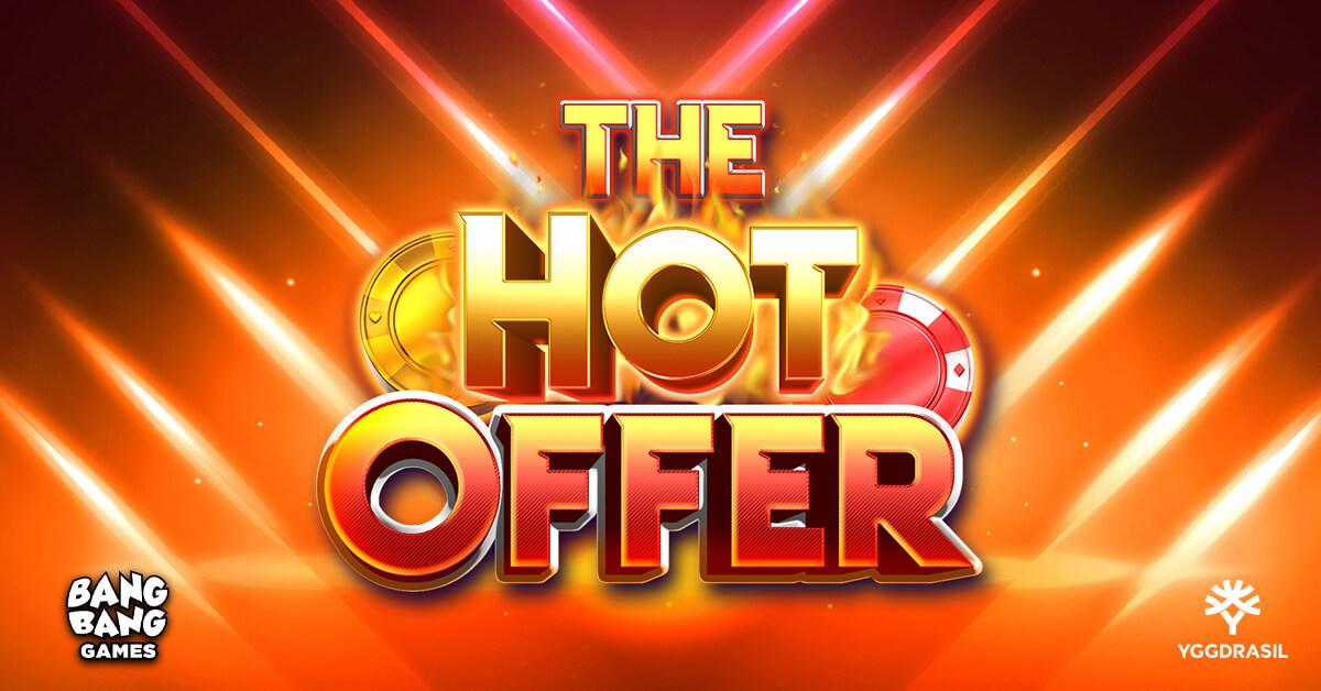the hot offer yggdrasil