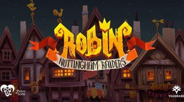 Robin – Nottingham Raiders